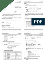 Ejercicios de aritmética