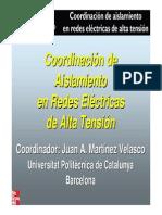 Coordinacion de Aislamiento en Redes Electricas de Alta Tension