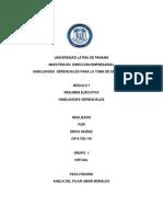 Resumen Ejecutivo - Habilidades Gerenciales