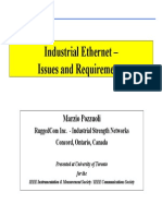 Industrial Ethernet Issues and Requirements v 2 A
