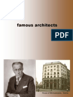 Famous Architects