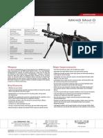USO Datasheet MK43Mod0