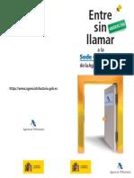 Sede Electronica AEAT España