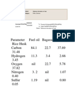 Reference Information on Fuels