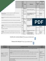 Dosificacion Semanal Del Bloque v Planeacion