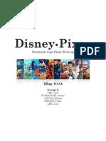 Paper - Disney Pixar