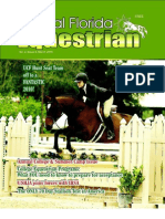 Central Florida Equestrian magazine March 2010- Annual College & Summer Camp Issue