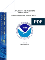 Scientific Diving Standards and Safety Manual