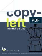 Copy-left Manual de Uso