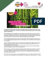 Südtirol total digital 2018 - Vorschlag der BürgerUnion