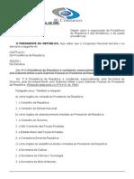 Atualizações Lei Nº 8.028 - 1990