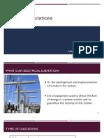 Substations (Presentación)