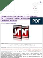 Malwarebytes Anti-Malware v1.75.0