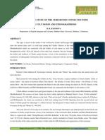 6. Hum- Comparative Study of Rituals Associated With the Cult -Kasimova Rano Rakhmatulloevna....1