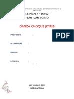 Monografia Danza Choque Jitiris