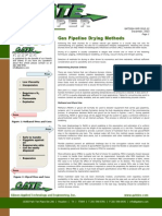GAT2004 GKP 2013 12 Rev E Gas Pipeline Drying Methods LDA LTD WIP