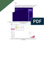 Pasos Para Hacer Una Tabla de Datos en Microsoft Access
