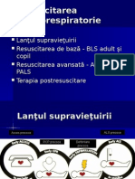 Stop Cardiorespirator