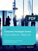 Affinnova 2014 CPG Innovation Report