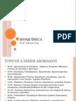 Bioquimica - Introdução