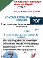 7 Herramientas Para El Control Estadistico