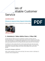 10 Stories of Unforgettable Customer Service.docx