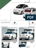 Catalogo Fiat 500