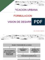 Planificacion Urbana Vision de Futuro