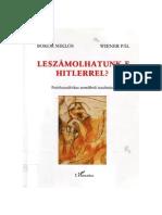 Bokor Miklos Wiener Pál Leszamolhatunk e Hitlerrel