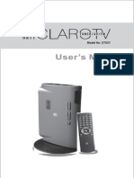 IBall Claro CTV27 User Manual