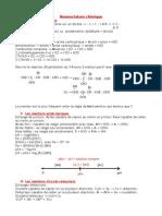 Nomenclature Chimique