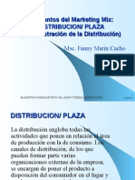 Clase 8 Distribución 2011