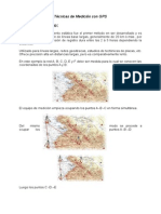 Tecnicas de Med. Gps. Estatico