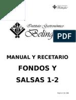 Manualy Rece Tar i of on Do Sy Salsas