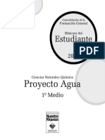 Proyectos de agua