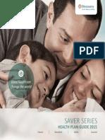 Saver Health Plan Guide 2015