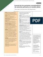 Abordaje Biopsicosocial de Somatizadores en AP, Un Estudio Piloto