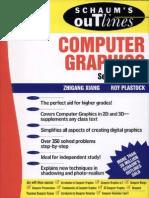 Schaum's Outline Computer Graphics