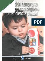 Atencion Temprana Para Niños Con Ceguera