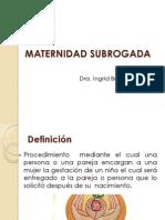 maternidad subrogada