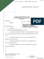 Zango Inc v. PC Tools Pty Ltd - Document No. 21
