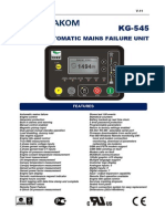 Kg545 II User