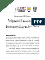 Luchas y Revoluciones de NuestraAmérica