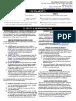 F1 Travel Visa Guide