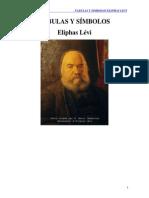 Eliphas Levi Fabulas y simbolos