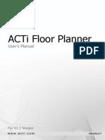 Floor Planner User Manual V2.3 20140117