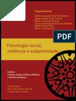 Psicologia Social, violência e subetividade
