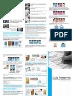 Folleto - Guía Resumen Autoridades de Mesa