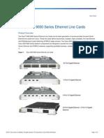 Asr-9000 Line Cards