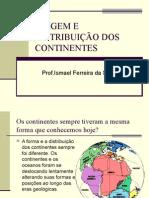 28 Origem e Distribuicao Dos Continentes